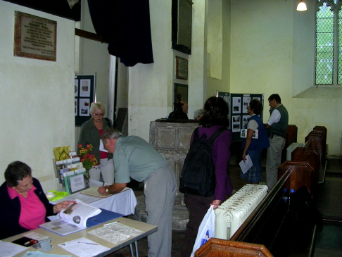 History Exhibition, St Augustine's Church, Norwich