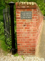 Quaker Burial Ground, Gildencroft, Norwich